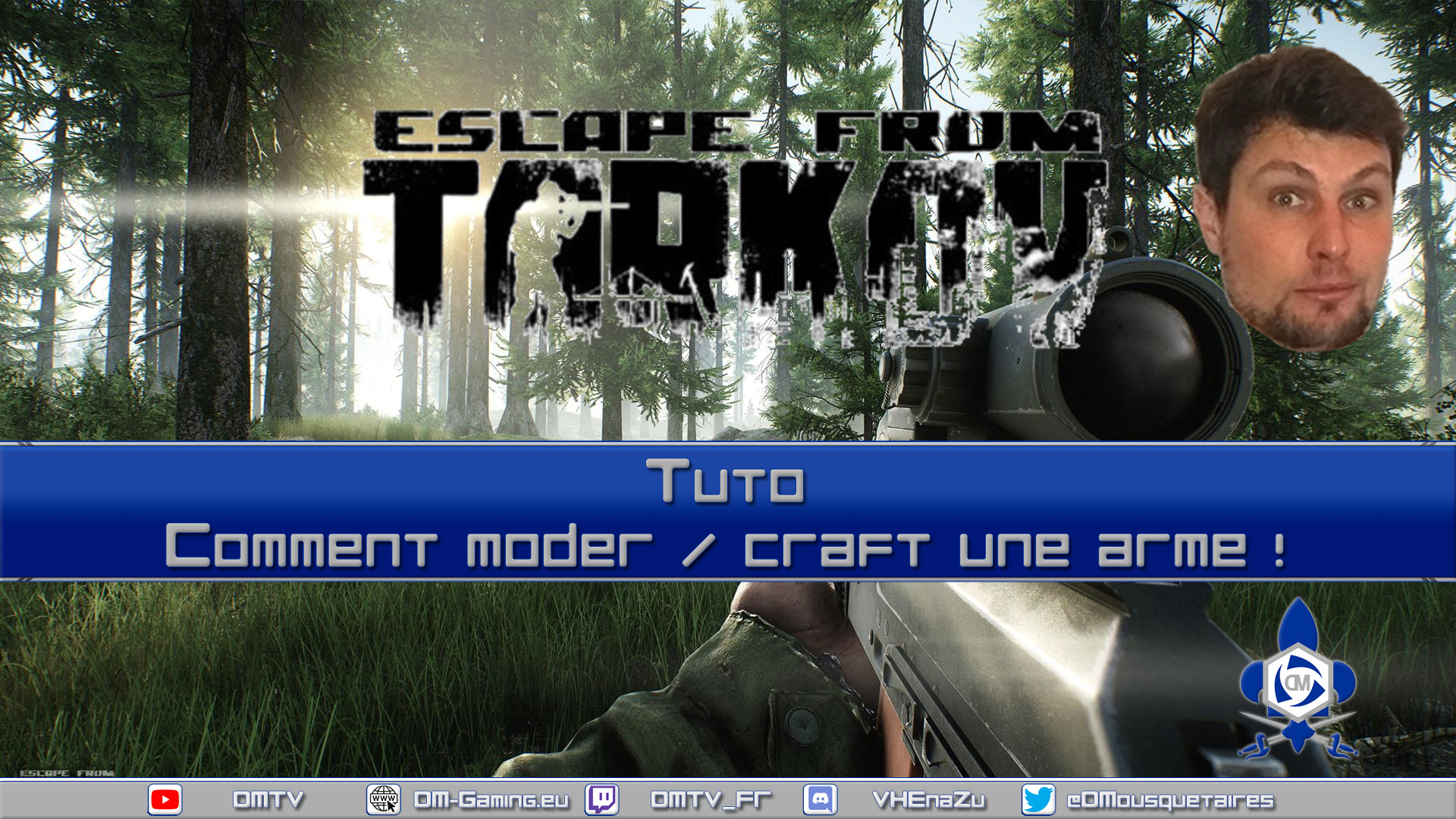 how to mod a weapon escape from tarkov