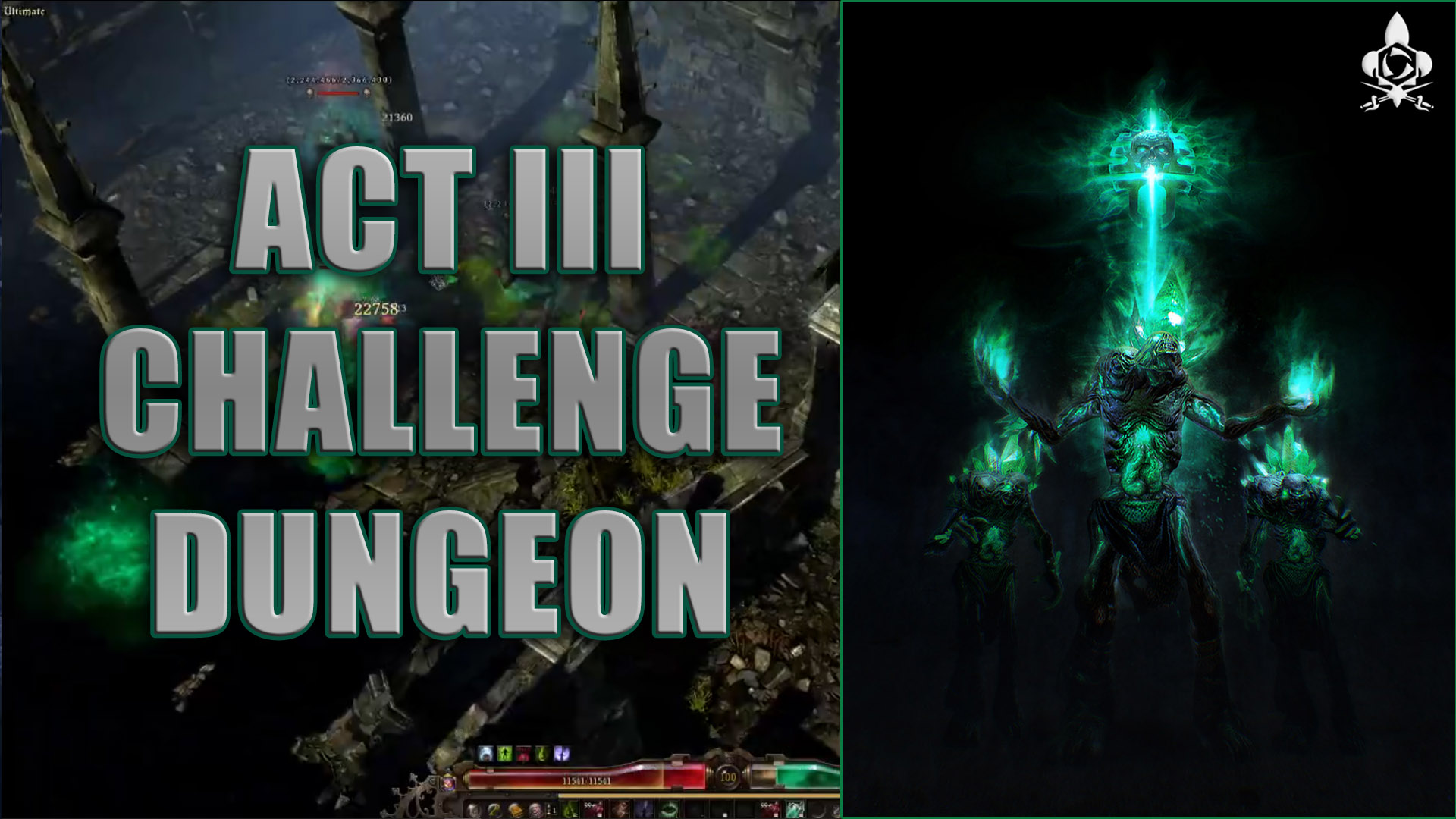 act III dungeon challenge