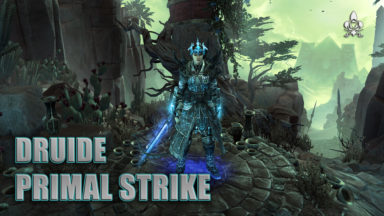 Druid Primal Strike Grim Dawn