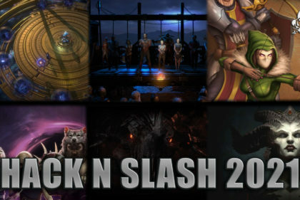 Hack and Slash 2021: all PC HnS of the year!