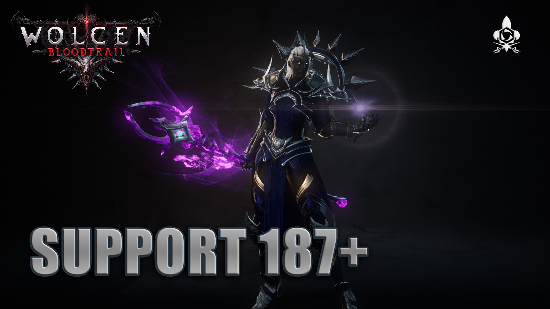 support ultime dm gaming wolcen bloodtrail
