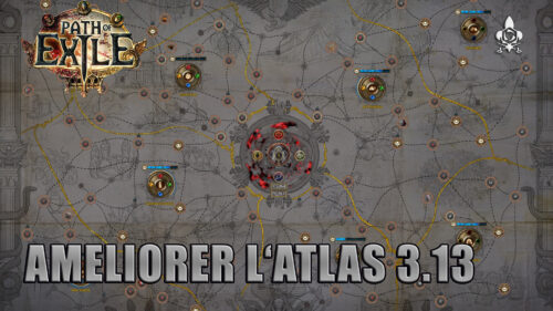 Atlas Path of Exile 3.13 improve it very easily!