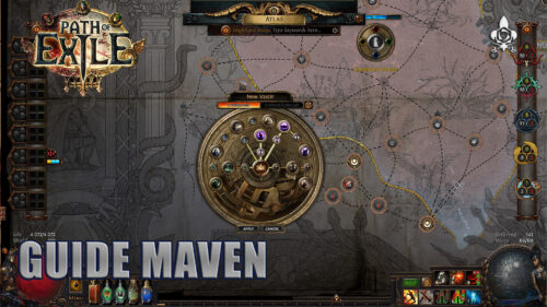 Maven Path of Exile 3.13 Guide