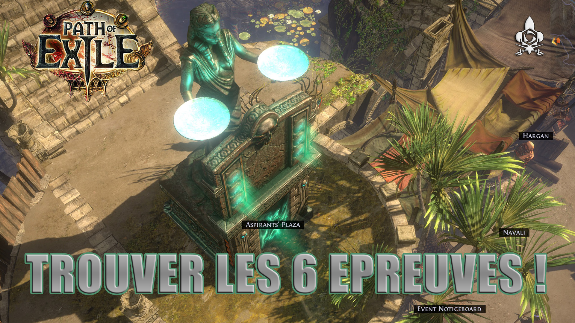 epreuves uber lab path of exile