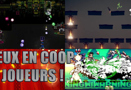 Local and online co-op 2021: four players, 4 top games!