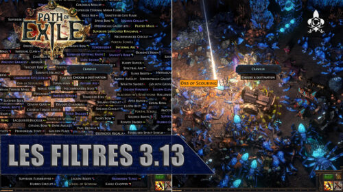 Path of Exile 3.13 Filters