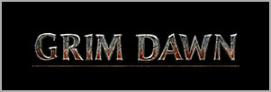grim dawn dm gaming logo