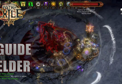 Elder Path of Exile : guide et récupérer le Watcher's eye