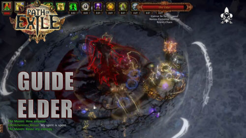 Guide Elder Path of Exile Dm Gaming 3.13