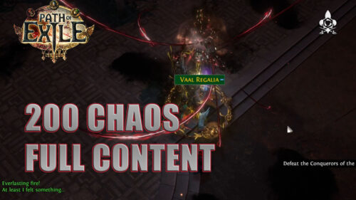 League Starter full content 3.13 Lacerate Bleeding POE