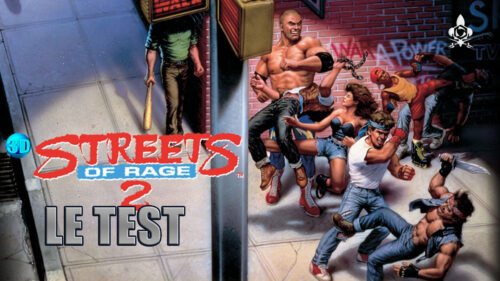 Streets of rage 2 The Test