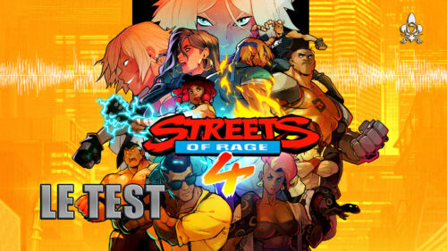 Streets of rage 4 le test