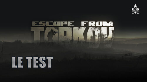 Test ecape from tarkov Dm Gaming