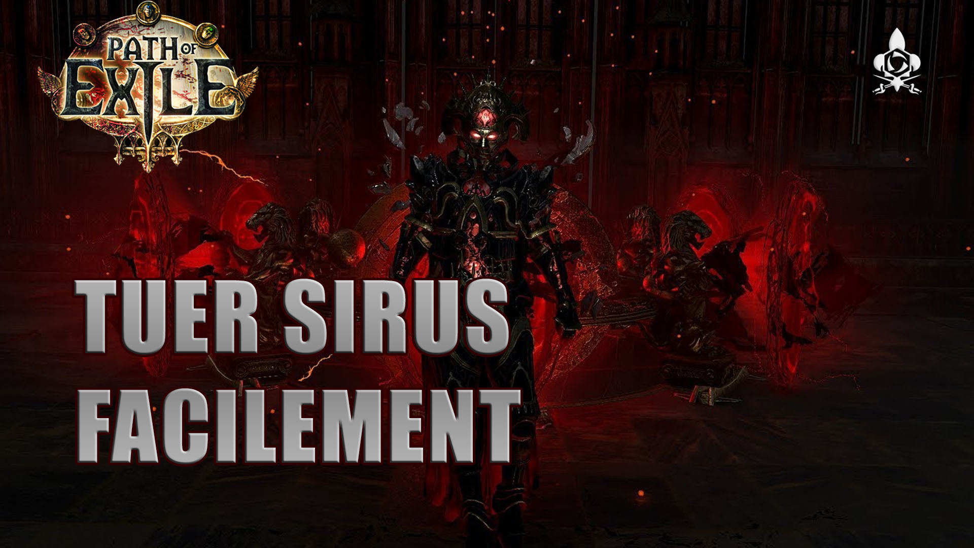 Kill Sirus very easily without dying and without stuff!