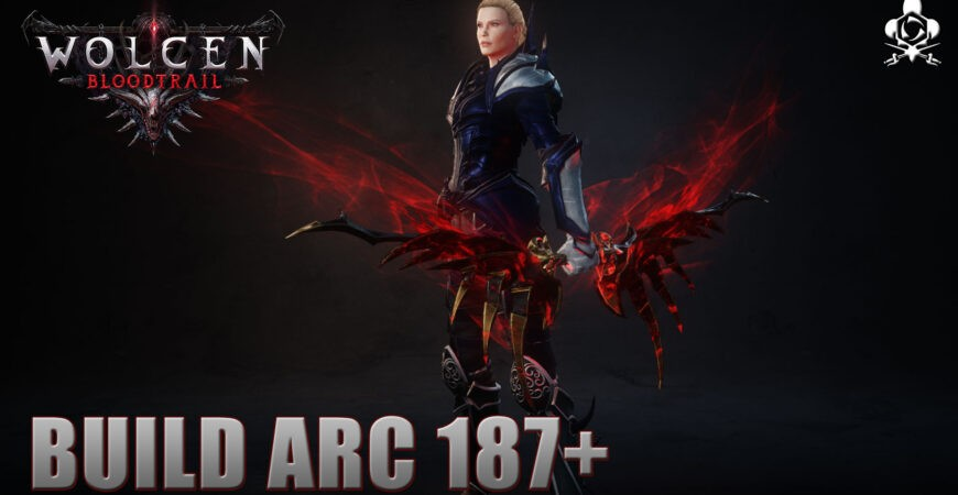 Build Archer Dodge Wolcen Bloodtrail 1.1, Expedition 187