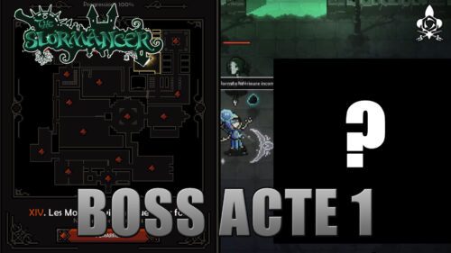 Boss Acte 1 Cimetiere The Slormancer (attention spoil)