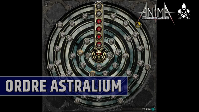 Astralium Anima guide complet, tous les noeuds