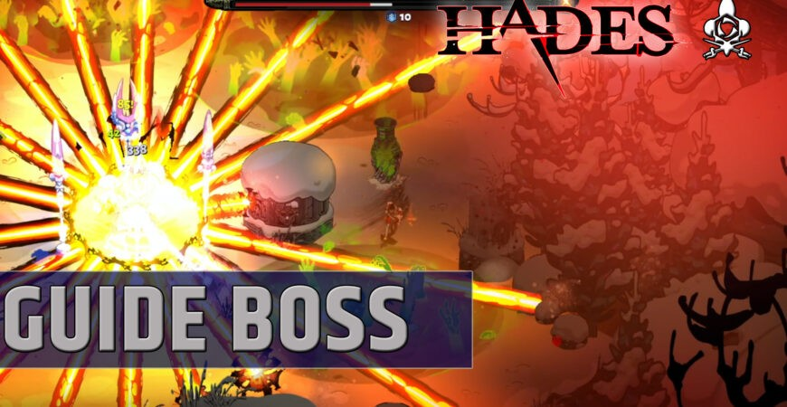 Final boss Hades, kill him without dying